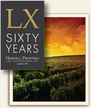 60 Years: Wine Label Printers