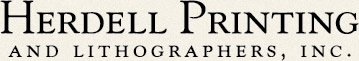 Herdell Printing & Lithographers, Inc.