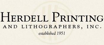 Herdell Printing Seal